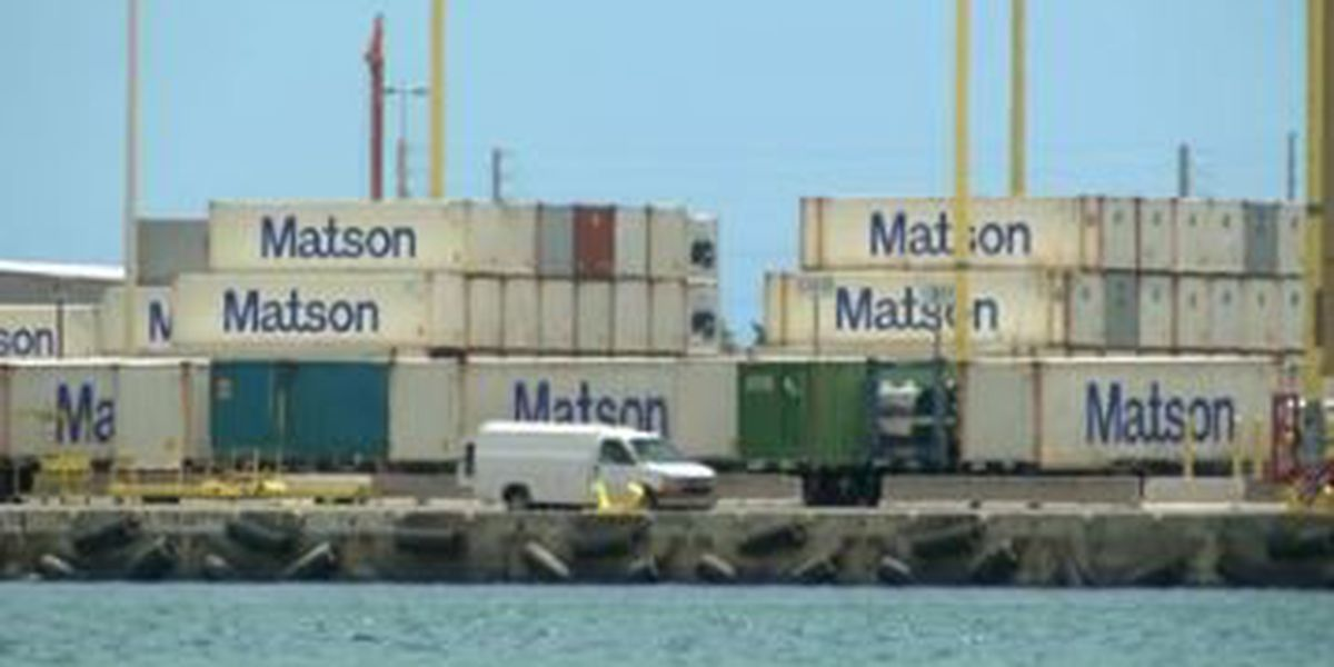 State invests millions for Honolulu Harbor upgrade