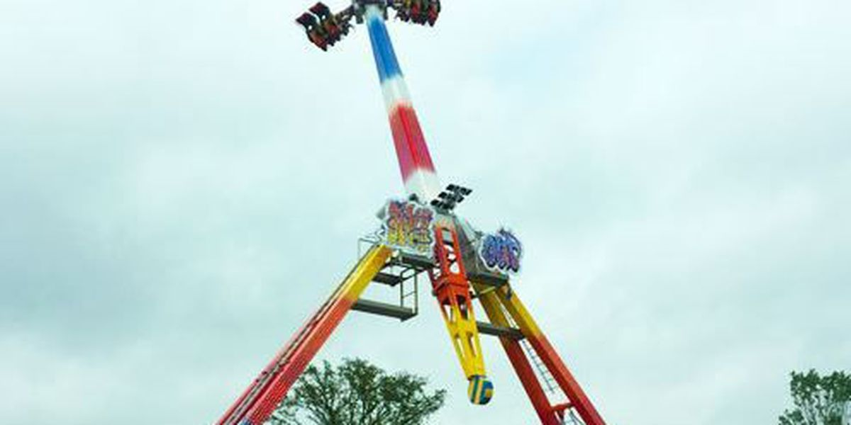 Heading to the 50th state fair? Check out these new rides