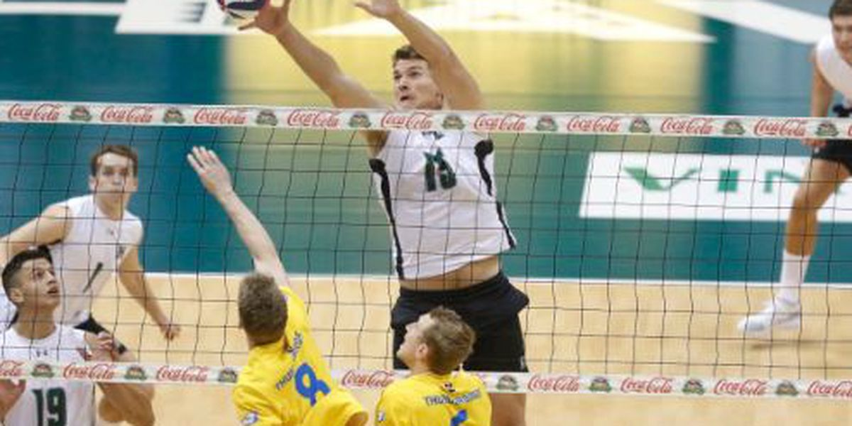 'Bows cruise past Concordia-Irvine in straight-sets