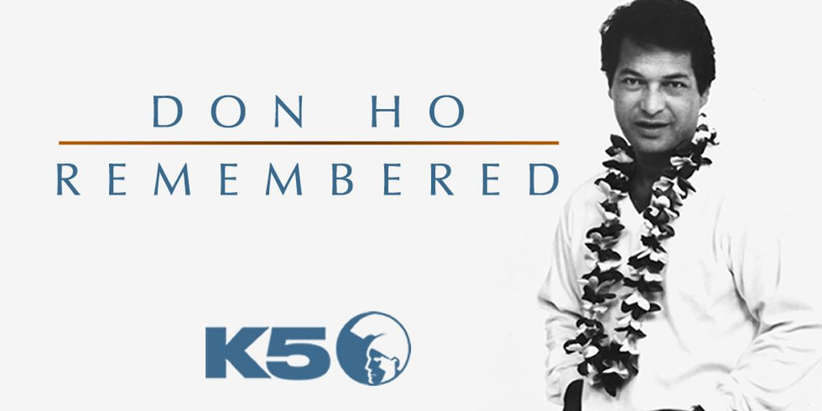 On what would have been his 90th birthday, special presentation recalls the life of Don Ho