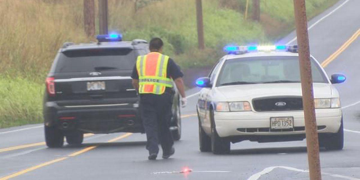 Head-on collision in Waialua injures 2