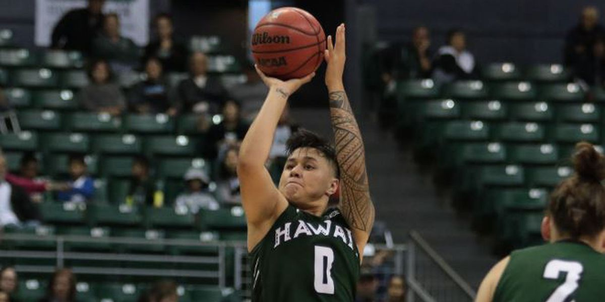 Wahine downs UCSB 63-51 in Big West Showdown