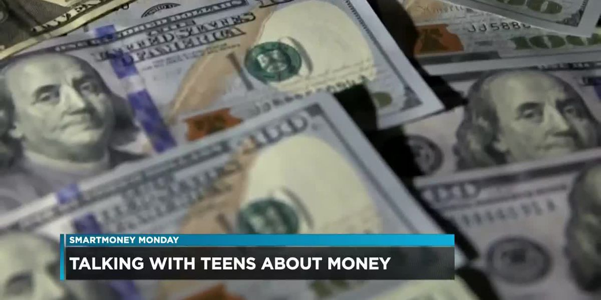 SmartMoney Monday: Teaching teens about finances
