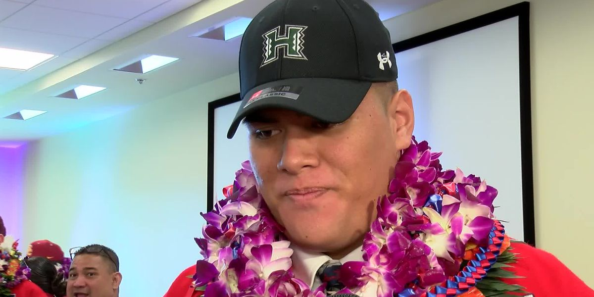 Hawaii high school products headline Warriors' early signing period class