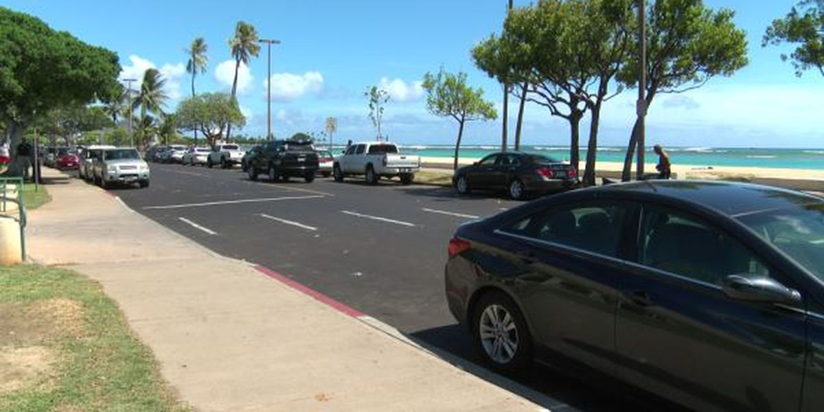 City shows off much-needed upgrades to Honolulu's most popular park