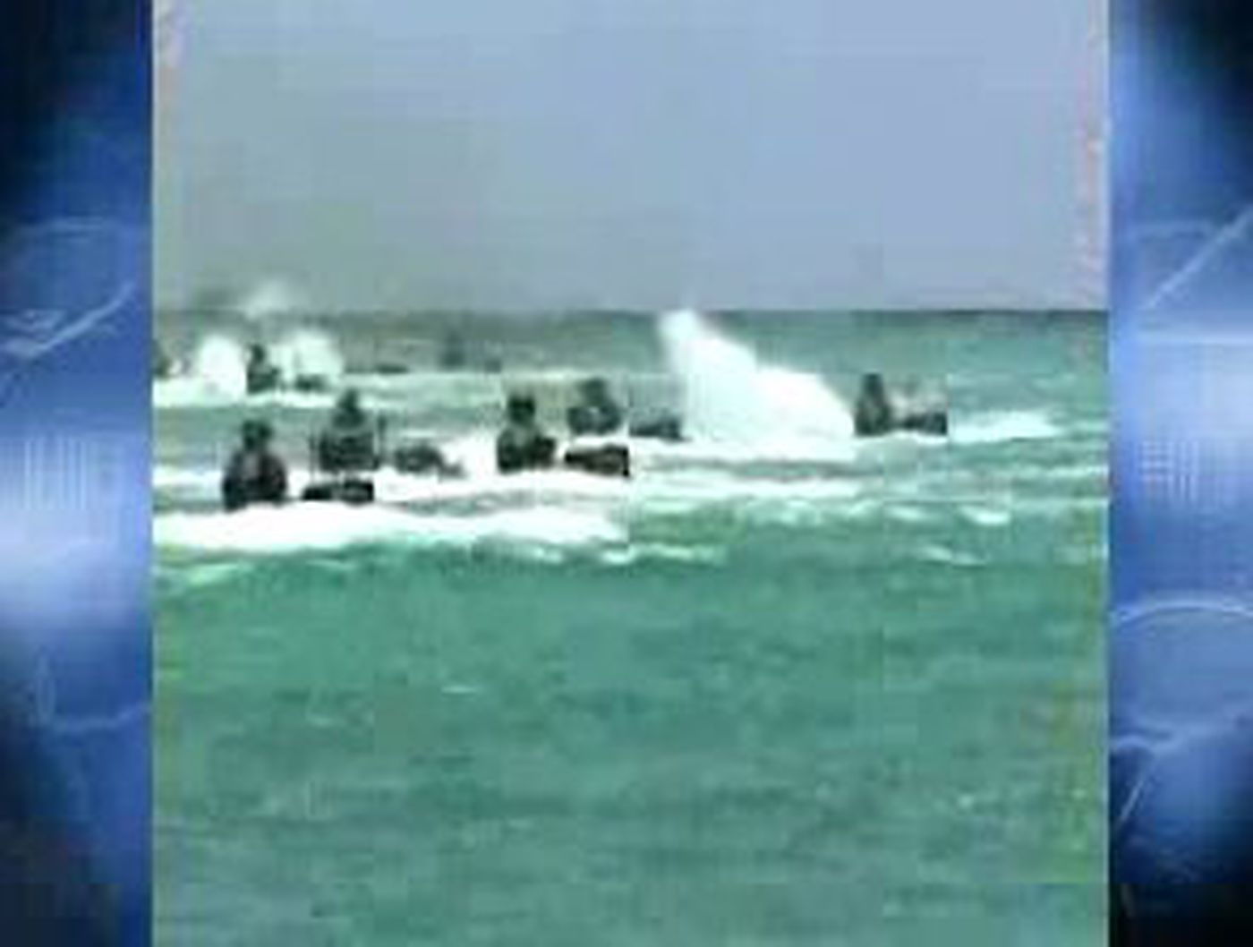 Navy conducting training exercise on Oahu, Kauai