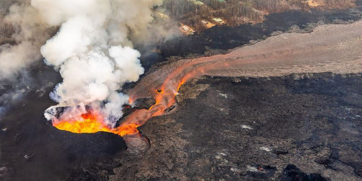 'Hard to breathe': Volcanic fumes plague Big Island communities