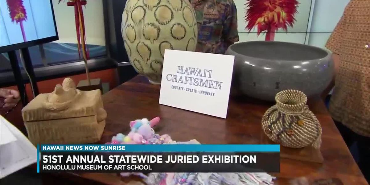"""51st annual statewide """"Juried Exhibition"""""""