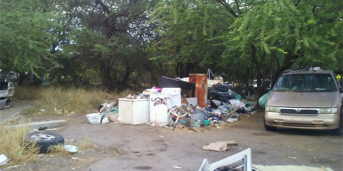 Waianae homeless say they're unfairly blamed for illegal dumping