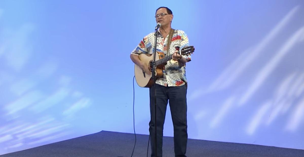 TT photo 1 jpg Source · Malani Bilyeu founding member of iconic Hawaiian  band Kalapana dies - Who Sings Camouflage And Christmas Lights œ� Chirstmas Decor