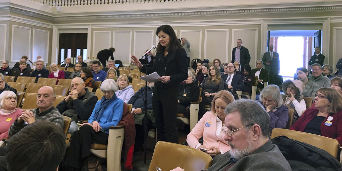 New Hampshire repeals death penalty as Senate overrides veto