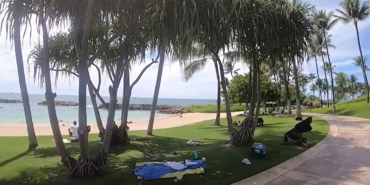 All of Ko Olina's lagoon parking stalls to open after debate with advocates