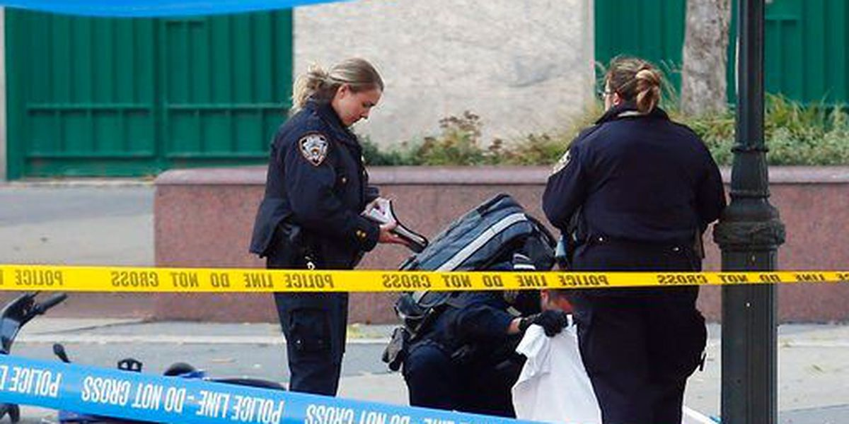 PHOTOS: Attack in New York kills 8, injures more than 15