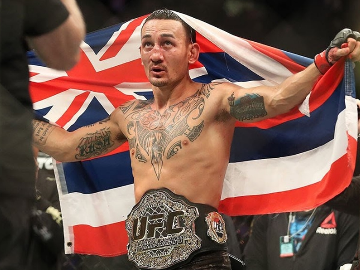 Max Holloway to auction off his UFC 251 fight kit, all proceeds going to the Hawaii Foodbank
