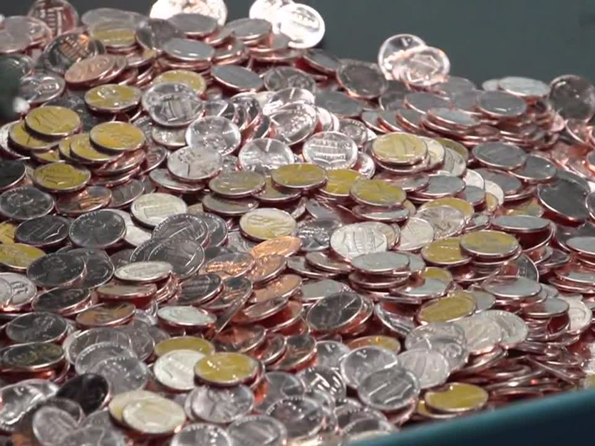 Coins: The latest pandemic shortage