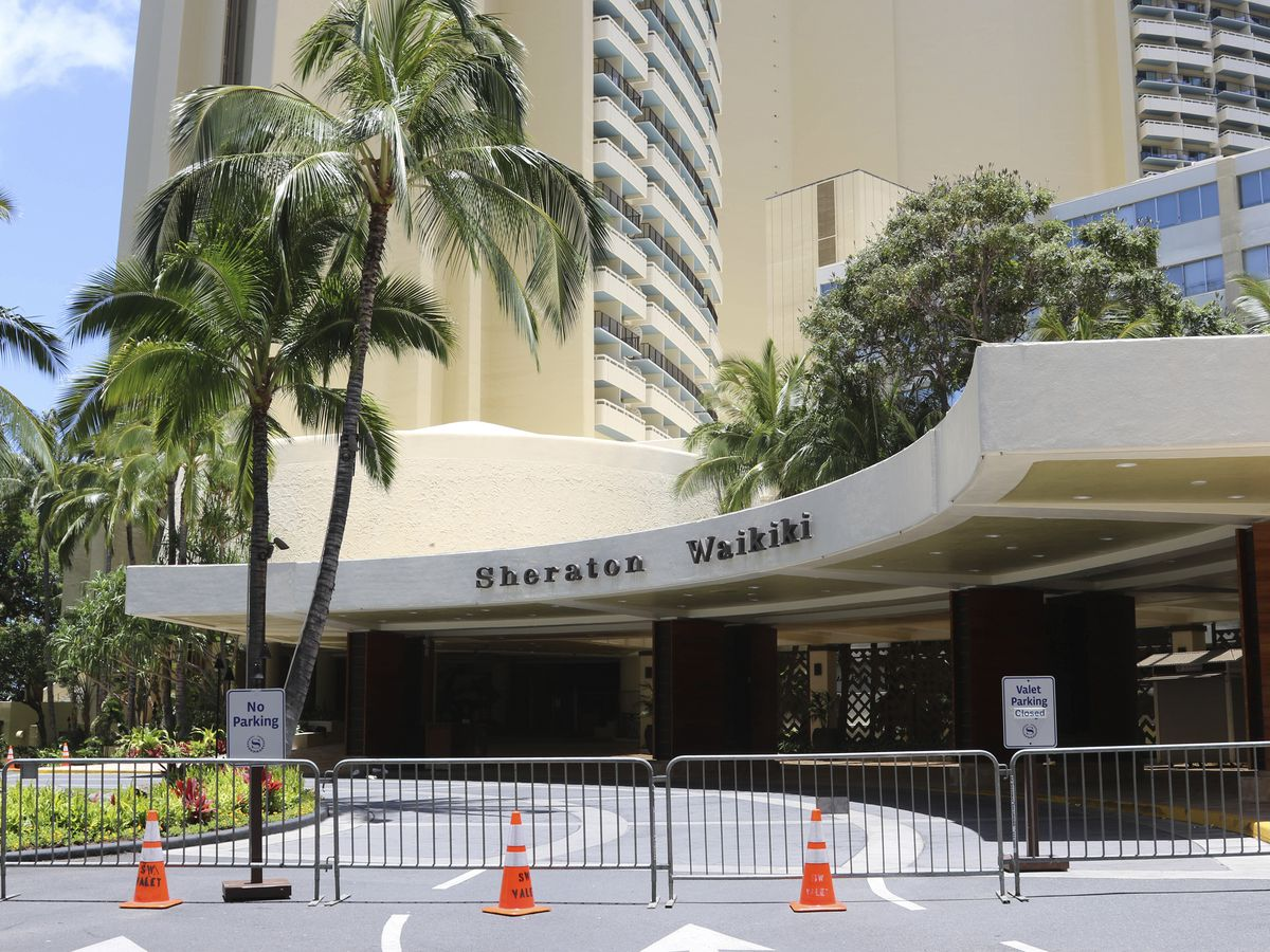 Forecast: Hawaii's hotel occupancy could take years to recover