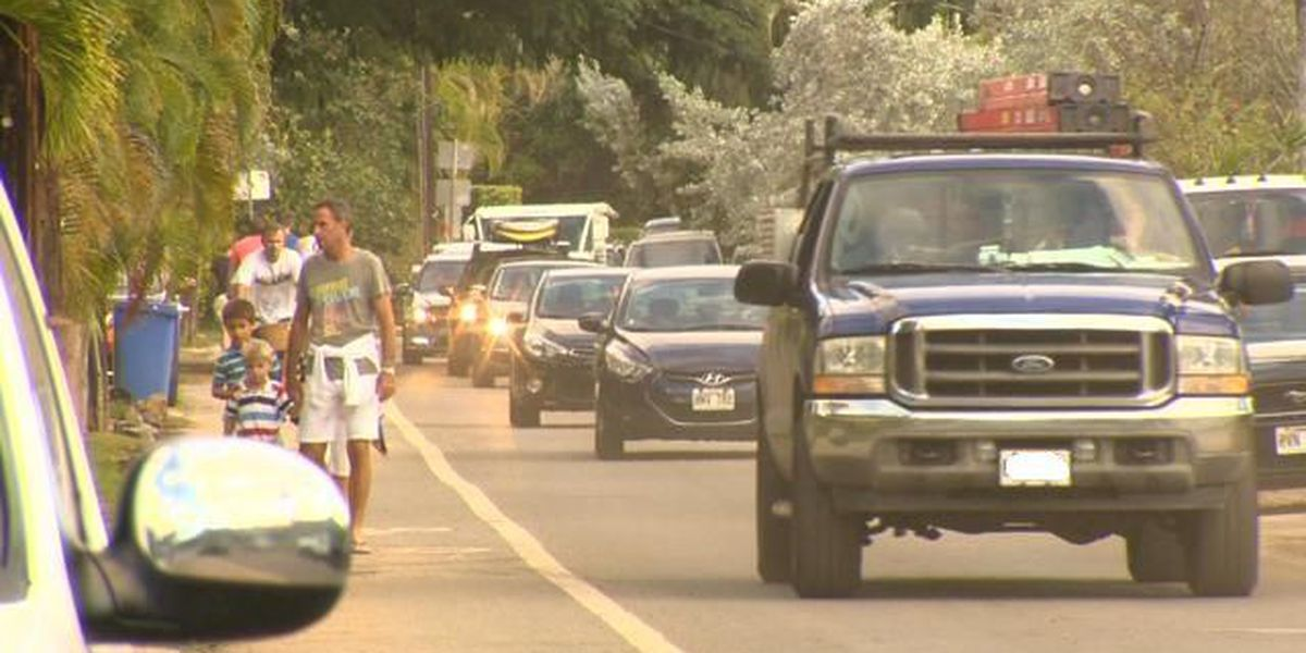 Parking changes to take effect in Lanikai over Presidents Day weekend
