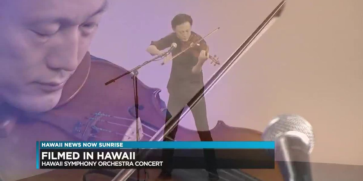 Iggy Jang, Hawaii Symphony Orchestra to hold two different performances this weekend