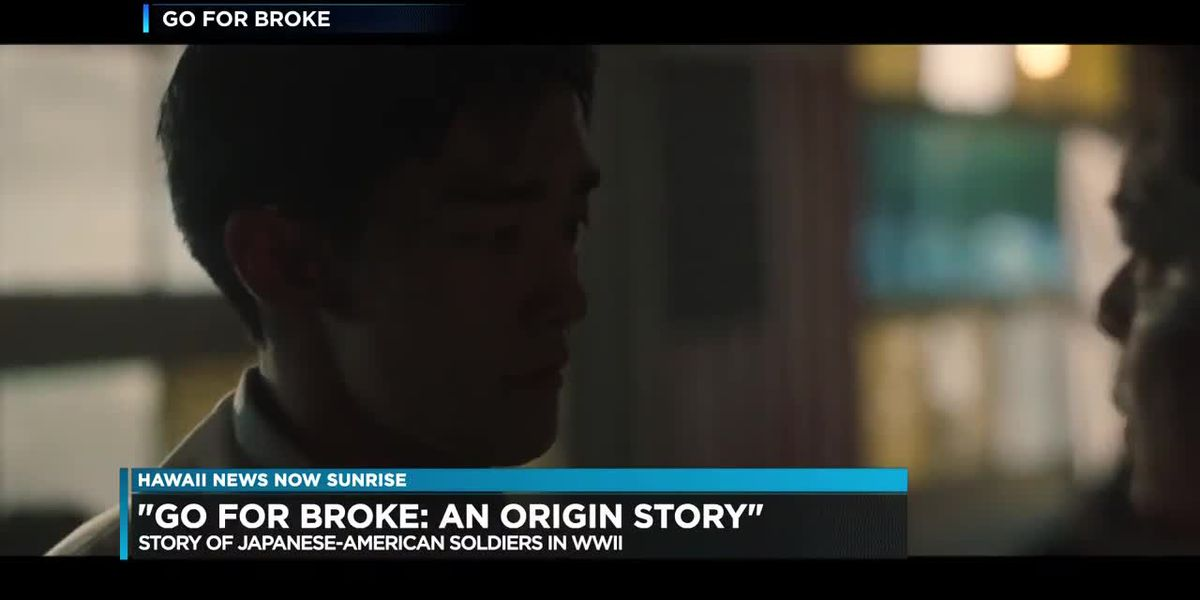 """""""Go for Broke: An Origin Story"""" coming to theaters this month"""