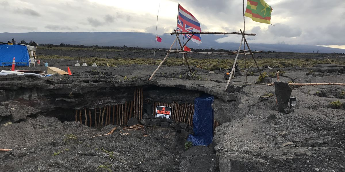 For some, TMT protest on Mauna Kea has become a pilgrimage and a 'calling'