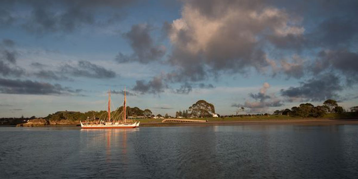 Hawaii Education leaders set sail on board Hokulea and Hikianalia