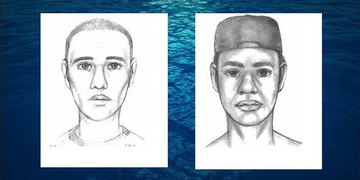 Police searching for two possible sexual assault suspects