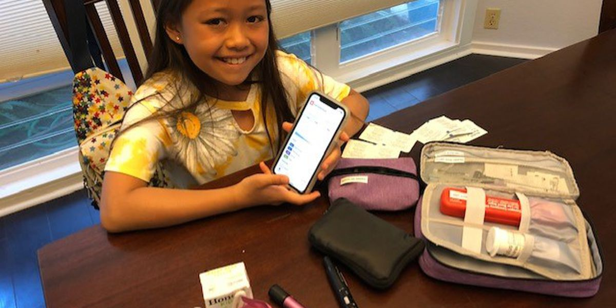 After a diabetes diagnosis, an Oahu 3rd grader raises thousands for fight to find a cure