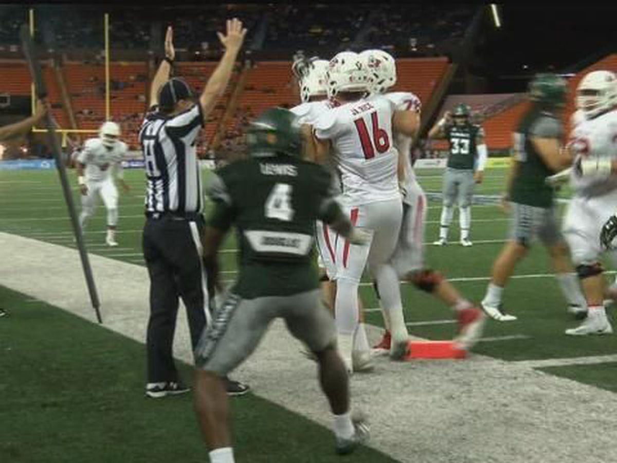 The Nick Rolovich Show: Bowl dreams vanish after Warrior loss to Fresno State, 31-21