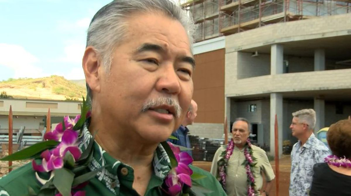 Gov. Ige explains why he couldn't grant Mayor Kim's wish of delaying TMT construction