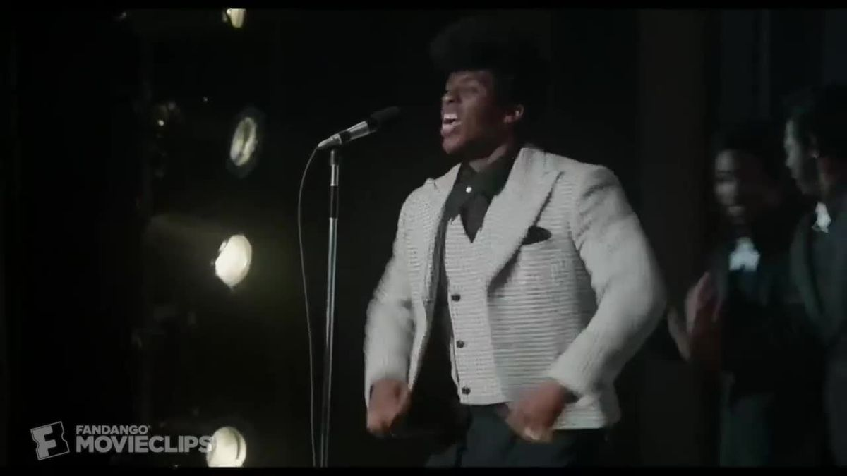 Terry Hunter reviews GET ON UP starring Chadwick Boseman