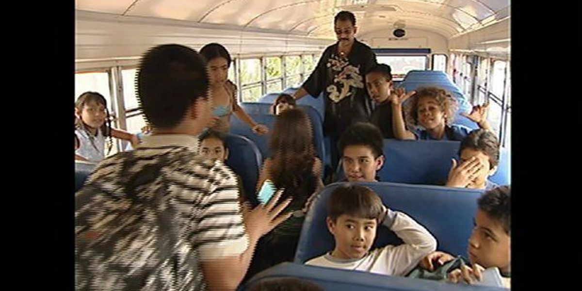 School bus fare going up
