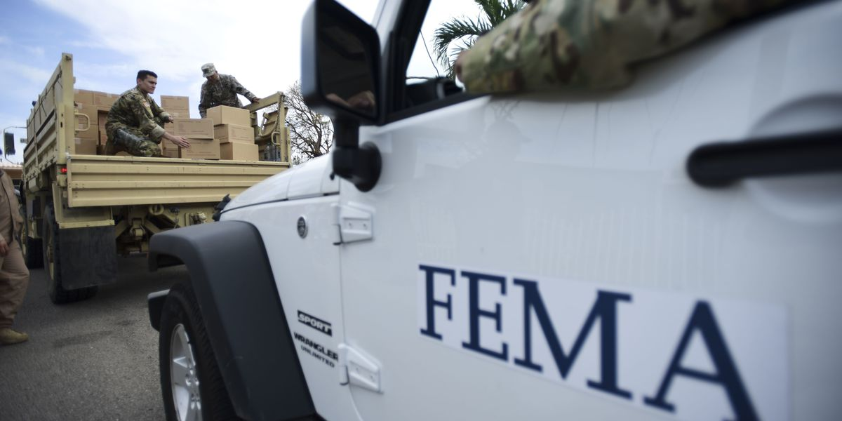 FEMA officials, contractor accused of hurricane relief fraud