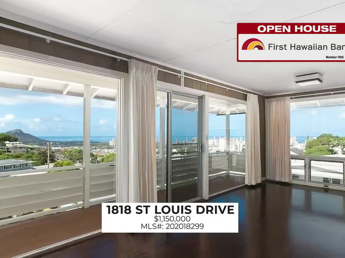 Open House: Family home in St. Louis Heights and Waikele