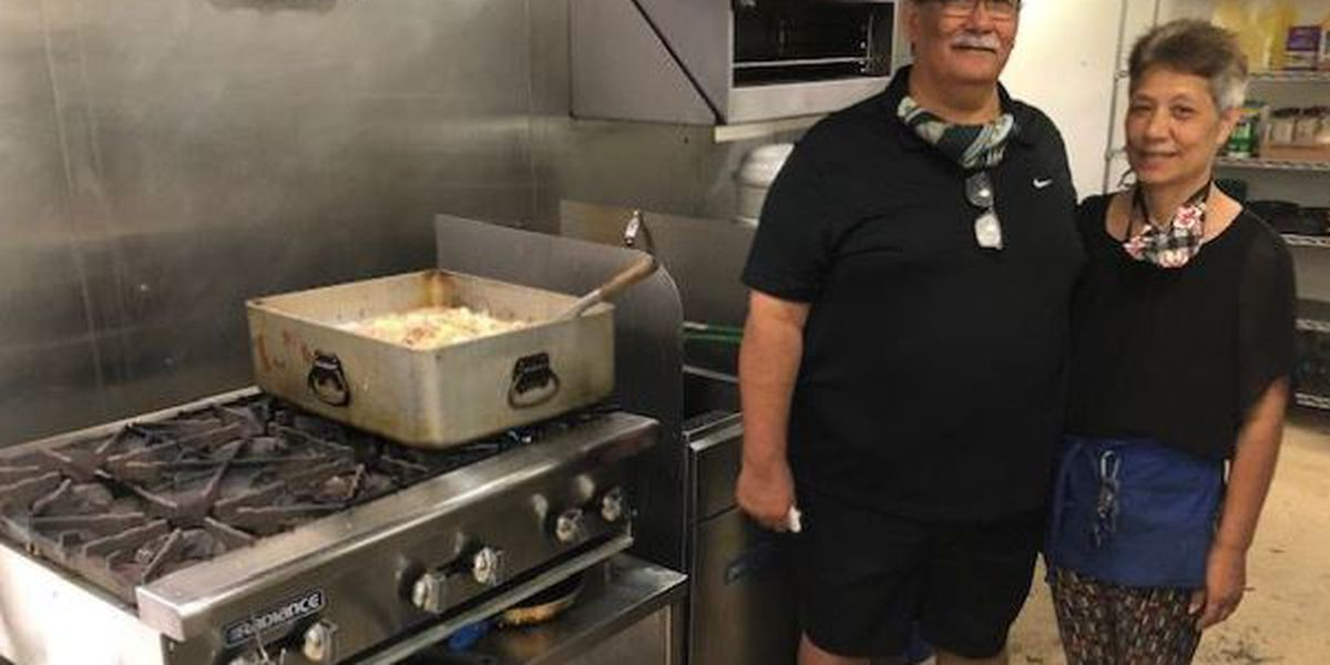Orders dried up so this catering business dug into its savings to help feed kupuna for free