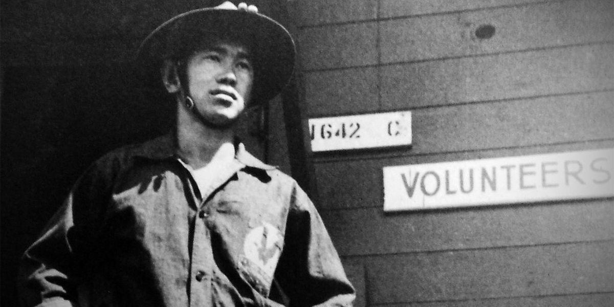 Respected WWII Vet Ted Tsukiyama dies