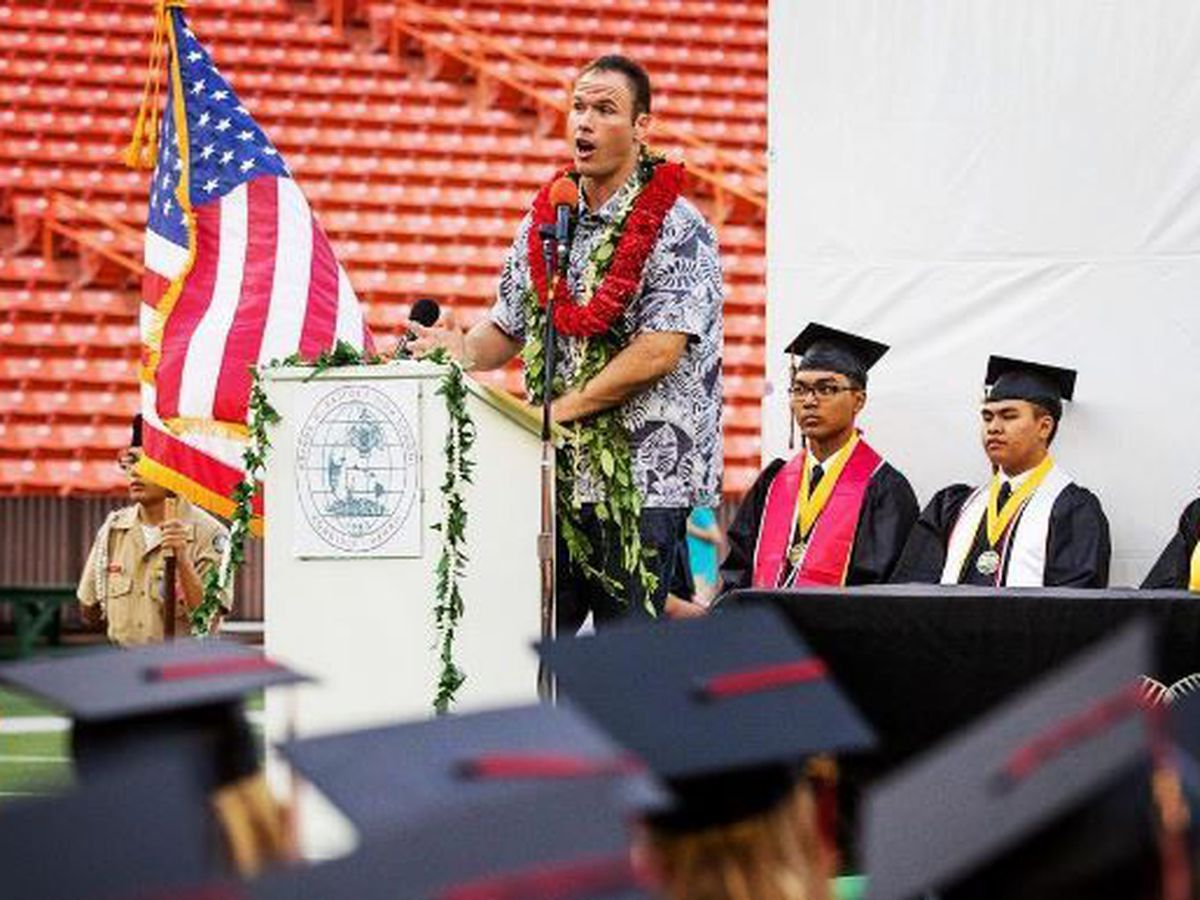 LIST: Here's all this year's graduation ceremonies for Hawaii public schools
