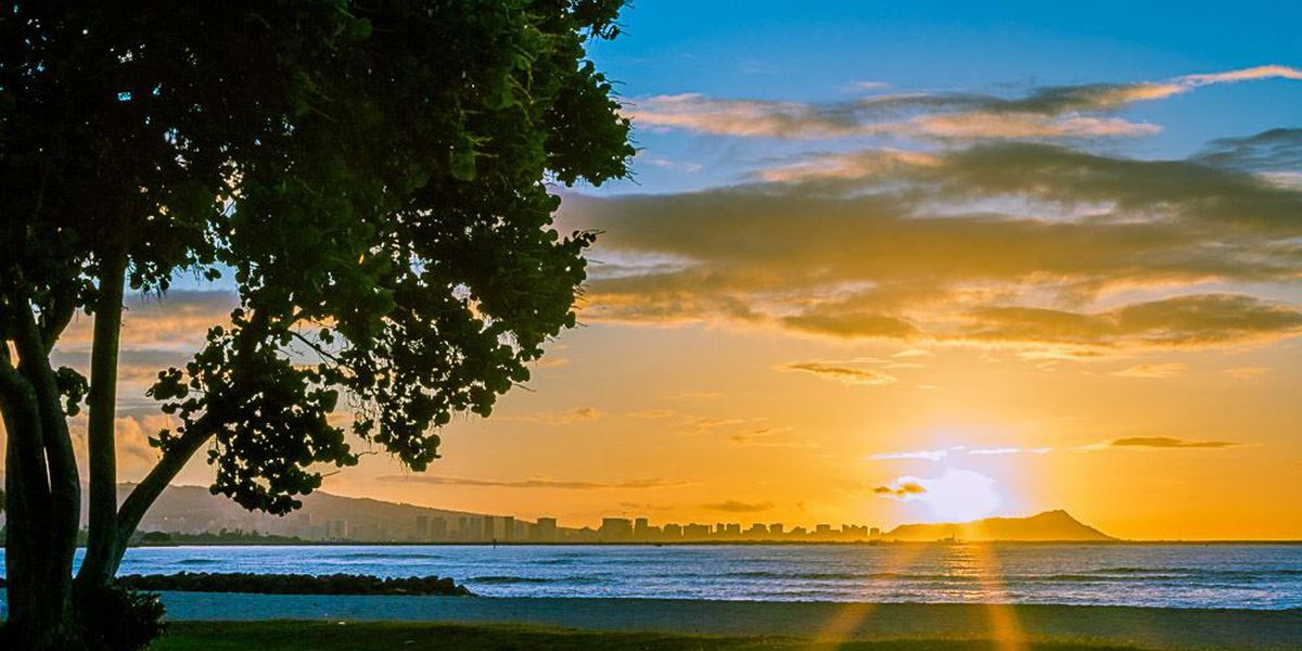Forecast: Muggy, voggy conditions for your Aloha Friday