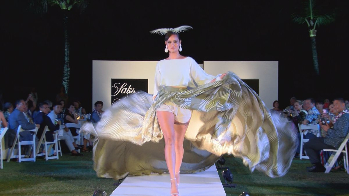 'Best of Saks' fashion show benefits Hawaii non-profits