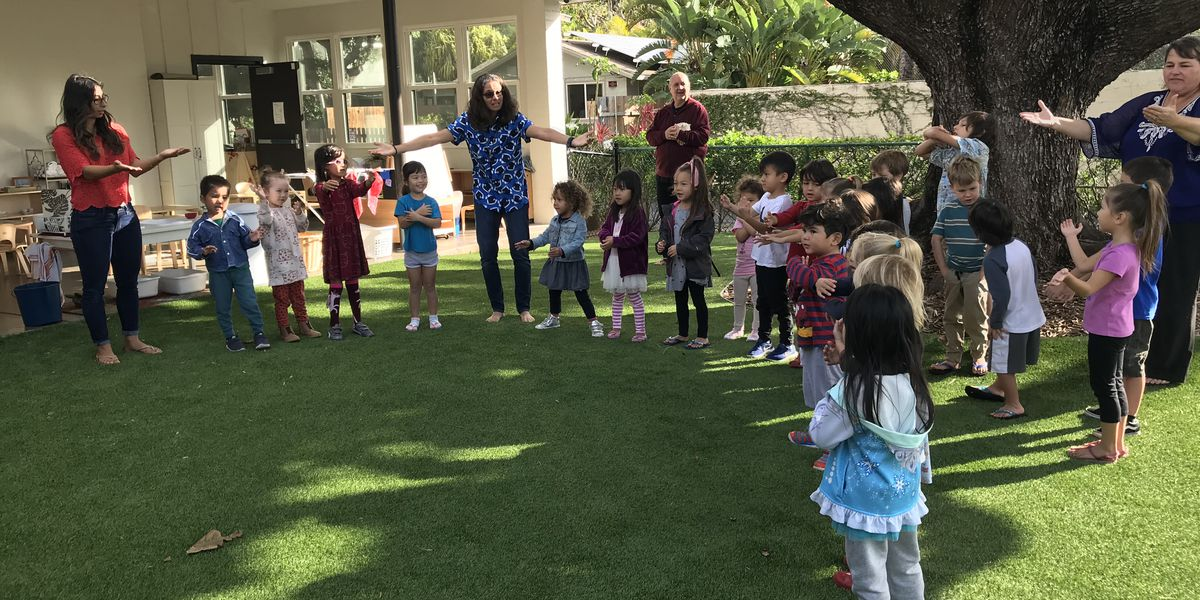 10 months after historic flood, Aina Haina preschool finally reopens