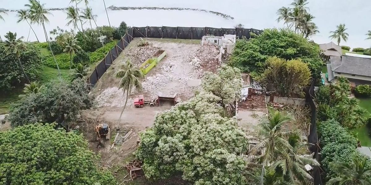 Bye bye, Robin's Nest! Iconic Magnum, P.I. property demolished