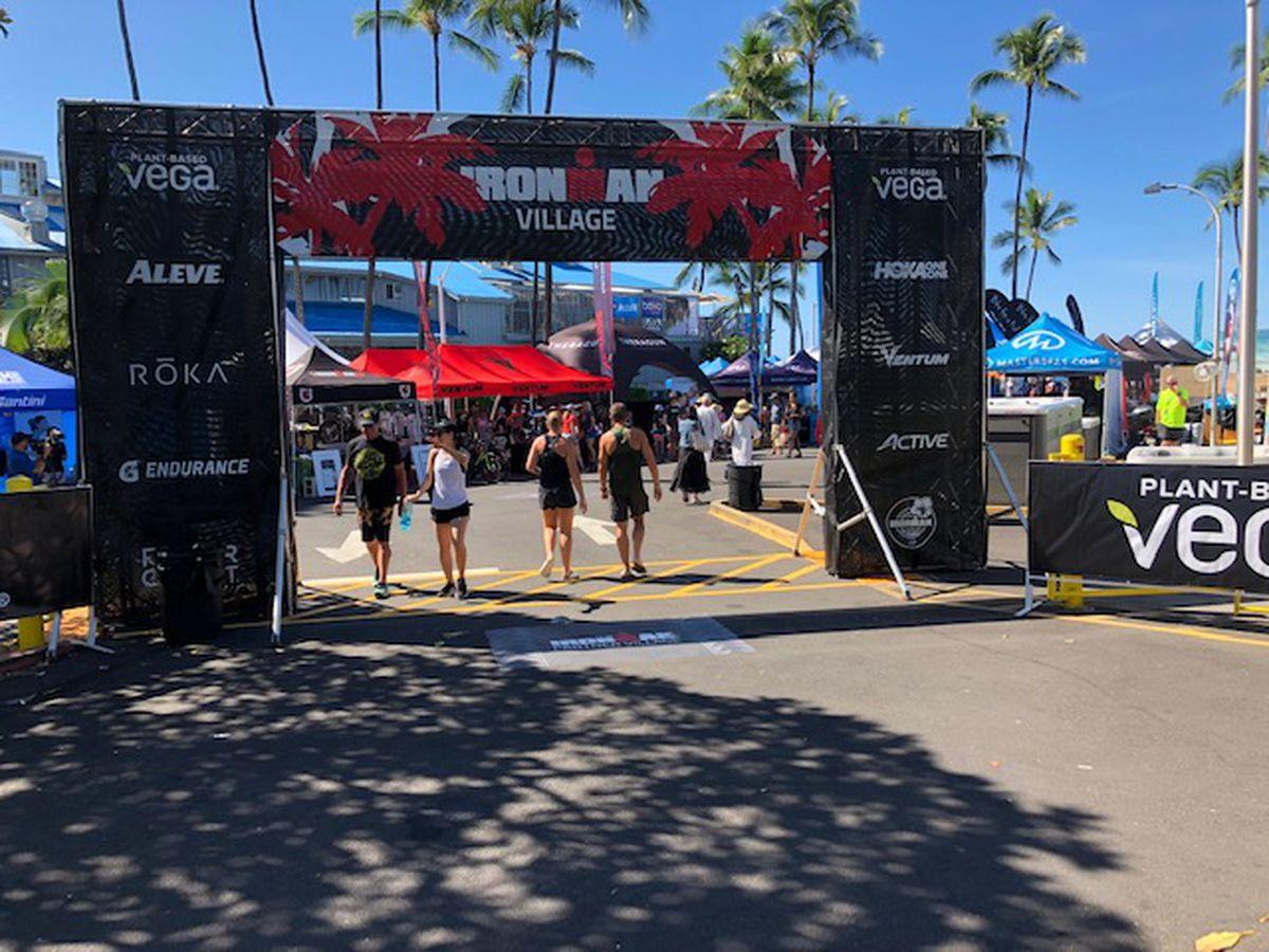 Ironman triathlon in Kona delayed again due to coronavirus concerns