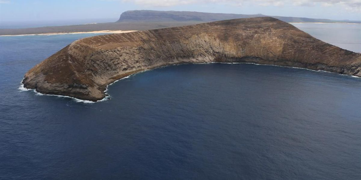 State drops rat poison on Lehua Island in effort to preserve bird sanctuary