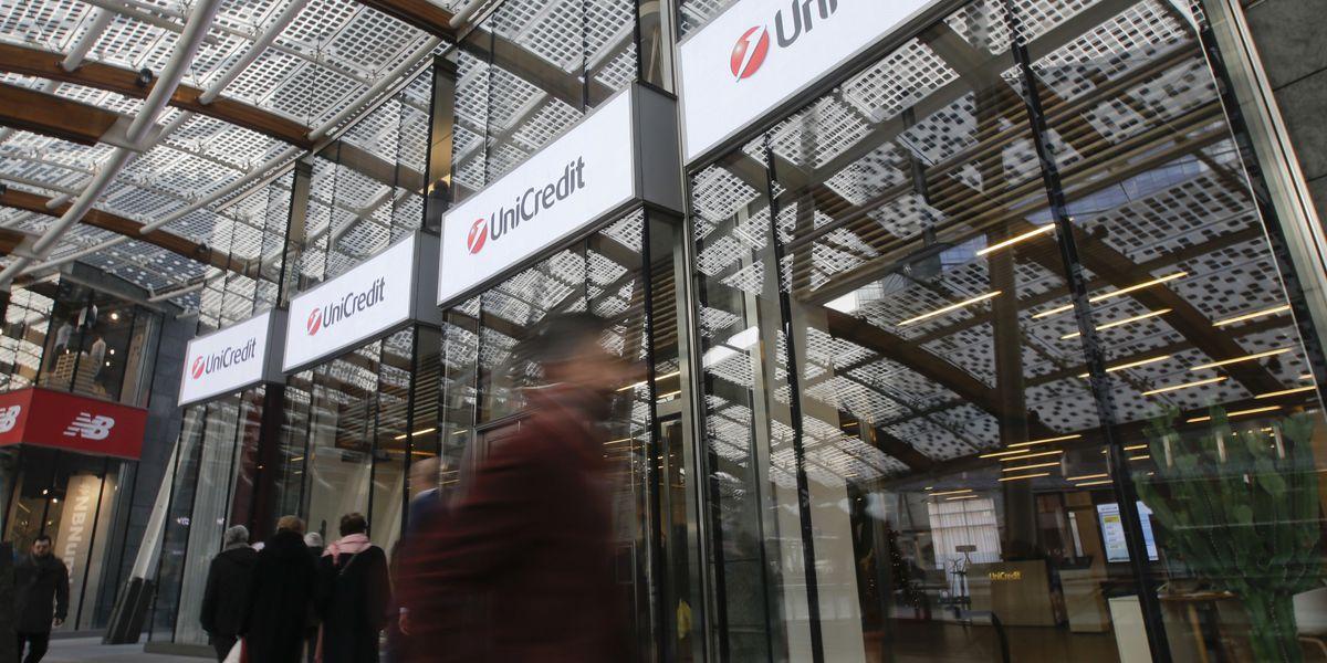 Iran sanctions, Turkish write-down hit UniCredit profit