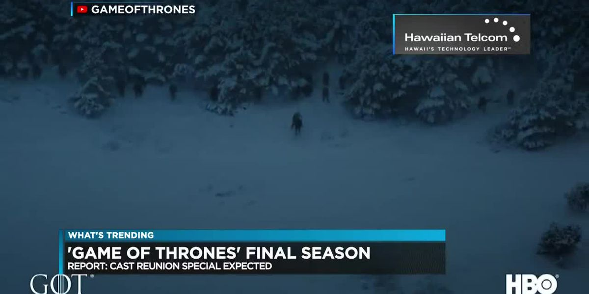 Trending: Game of Thrones, Eli Olson, and table tennis