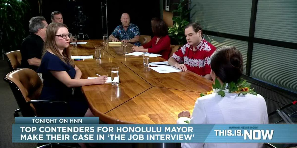 PREVIEW: 'The Job Interview' on HNN