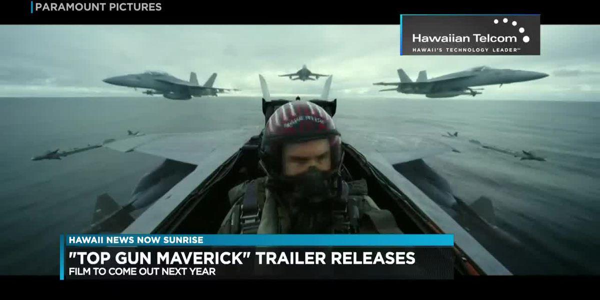 What's Trending: Top Gun Maverick releases first trailer