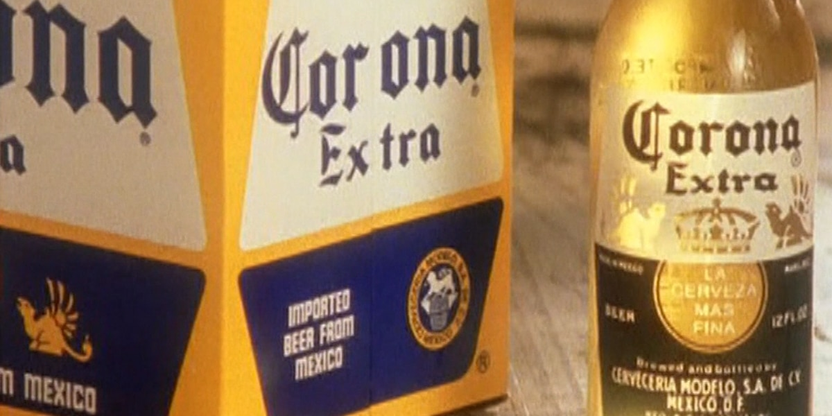 Corona has no ties to coronavirus, beer company says