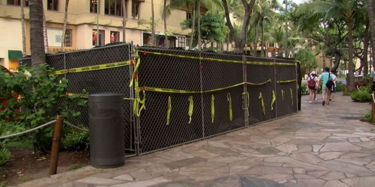 To curb crime in Waikiki, leaders eye changes to urban landscape