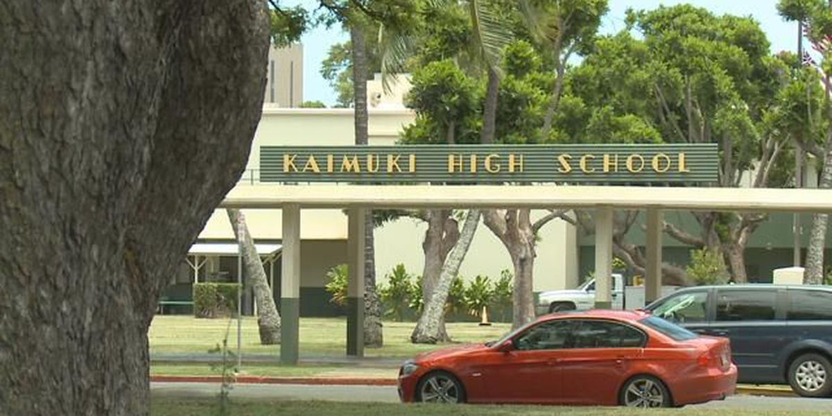 Later starting time helps Kaimuki High School students and teachers