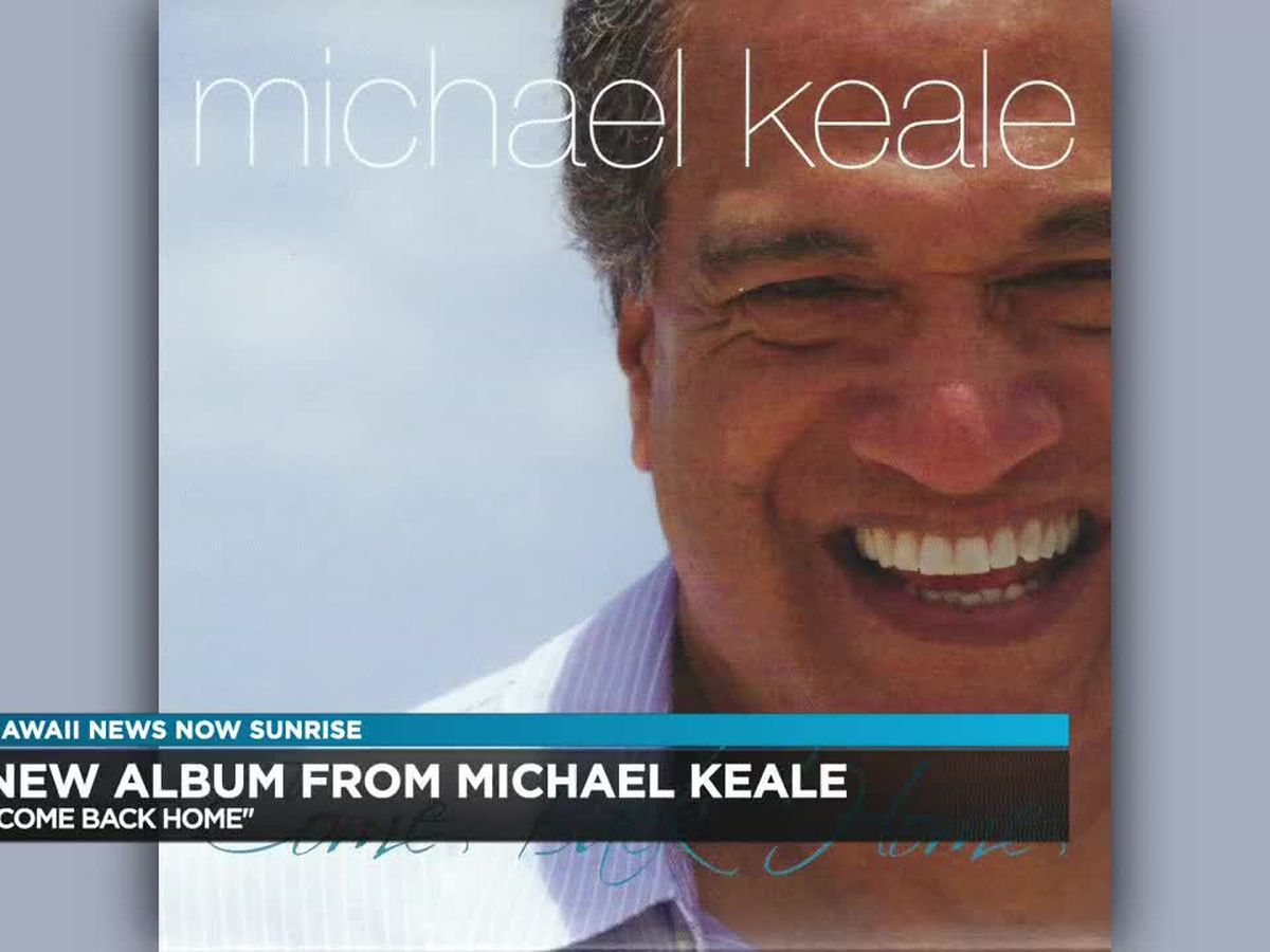 """Come Back Home"" is the name of the new CD from Michael Keale Pt2"